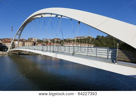Bridge In Plentzia, Bizkaia, Basque Country, Spain