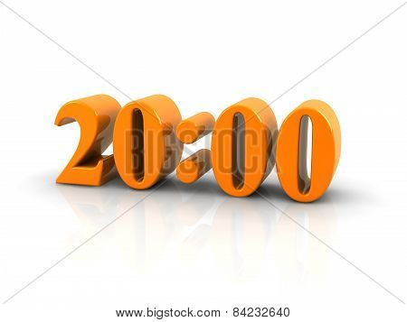 Time 20 O'clock