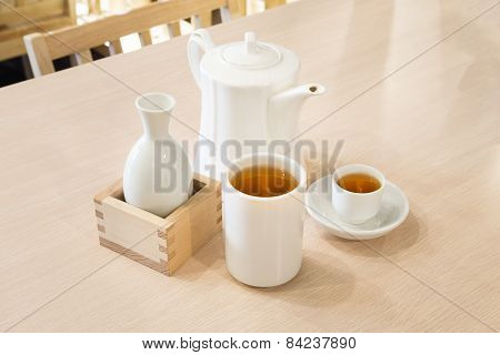 cup and tea