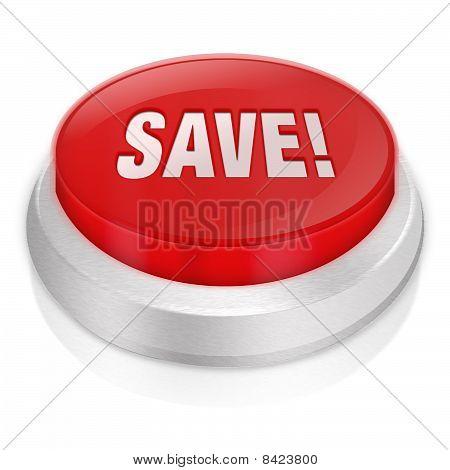 Save 3D Button