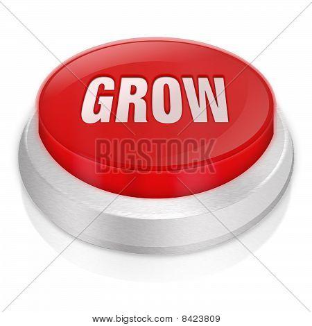 Grow 3D Button