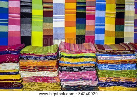 Textile And Sheets On Sale