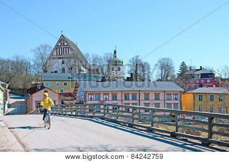 Porvoo. Finland. Old Bridge