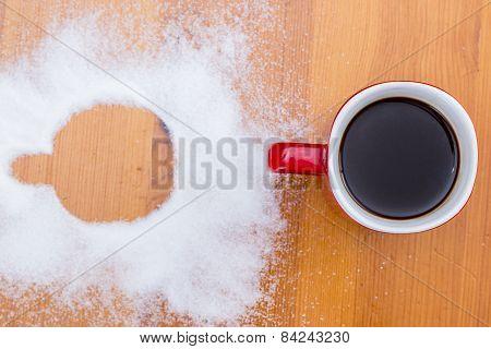 Cup Footprint