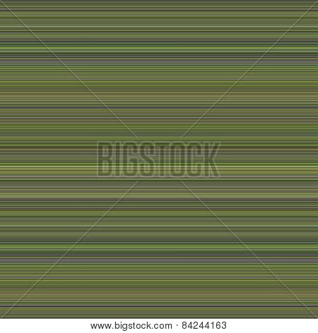 Green Thin Striped Background