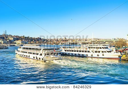 The Ferries
