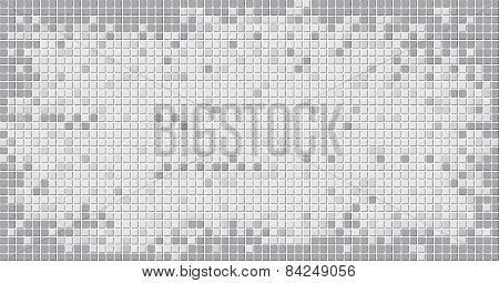 Abstract pixel background. Vector illustration