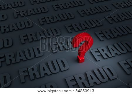 Worried About Pervasive Fraud