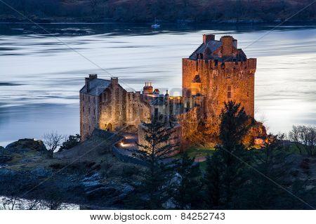 Eilan Donan Castle, Scotland, UK
