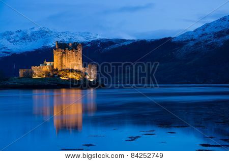 Eilan Donan Castle, Scotland, UK