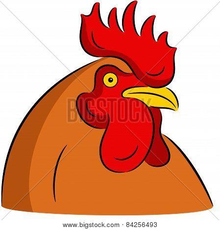 Cock head
