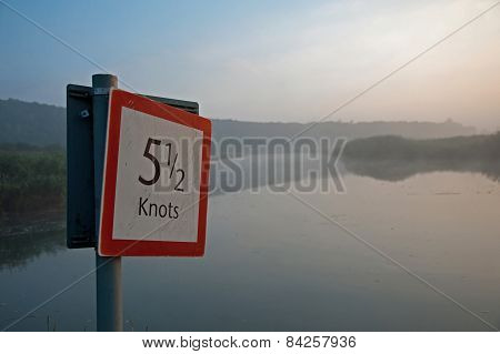 Water Speed Limit