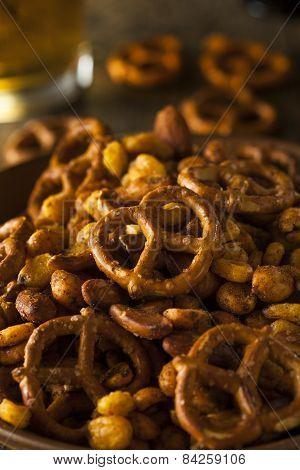 Seasoned Pub Snack Mix