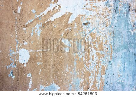 Old  Wall Stucco