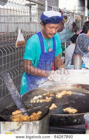 Dough Ball Vendor