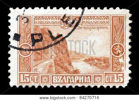 Bulgarian landscape 1911