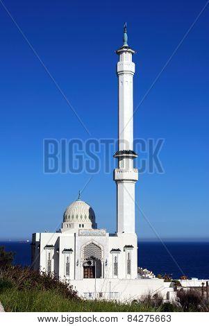Gibrlatar Mosque.