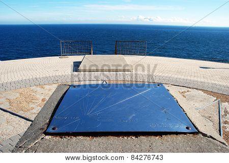 Harding Battery Observatory, Gibraltar.