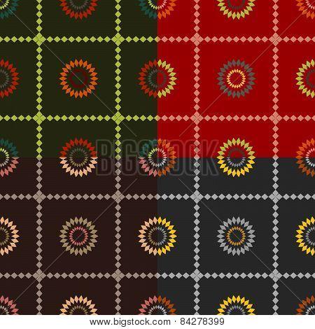 Set Of Symmetric Patterns