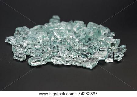 Broken Glass Blocks