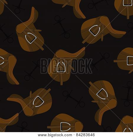 Saddle Background