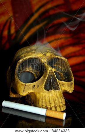 Death From Tobacco