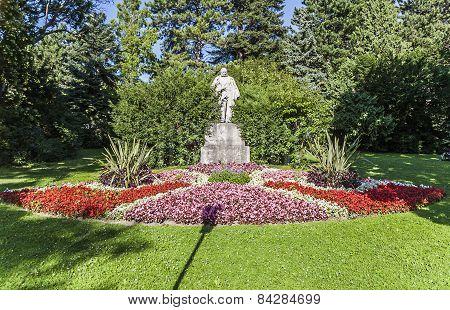 Famous Adalbert Stifter Memorial