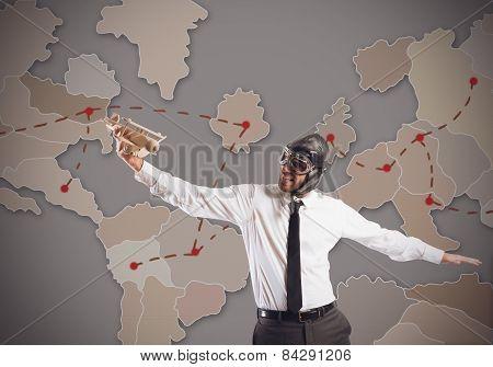 Strategy of world market