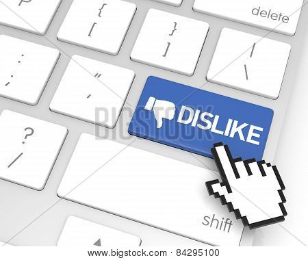 Dislike Enter Key