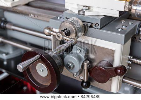 Turning Lathe Machine