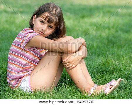 Pretty Sad Girl