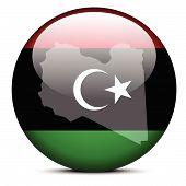 picture of libya  - Vector Image  - JPG
