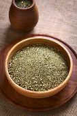 pic of mating  - South American yerba mate  - JPG