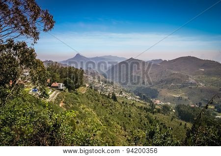 View of Kodaikanal