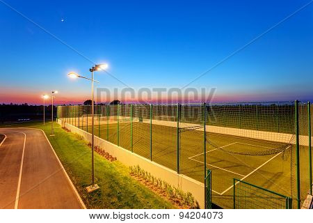 Small Football Pitch
