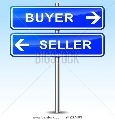 Buyer And Seller Sign