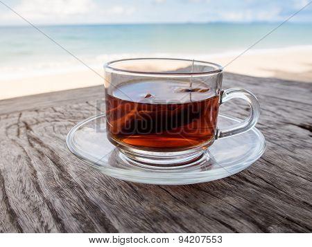 Tea On The Beach