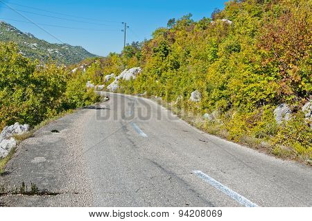 Mosor Road
