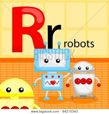 R for robot