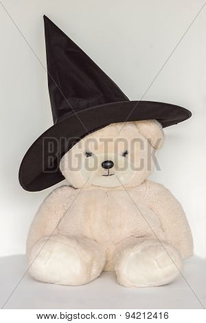 Bear In Witch Hat