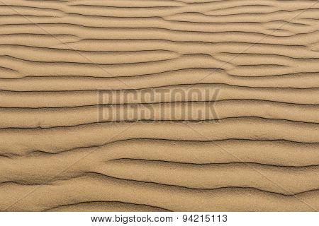 Golden Sand Background