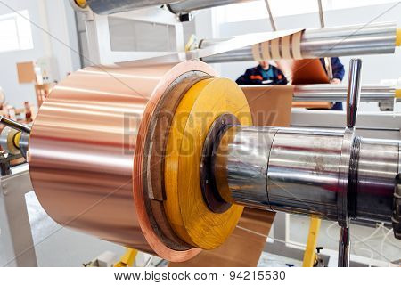 Copper Foil Bending Machine