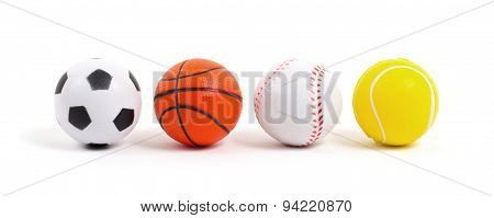 Small Toy Balls