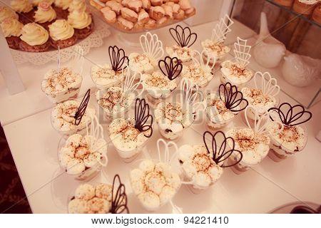 Tiramisu Creme Dessert