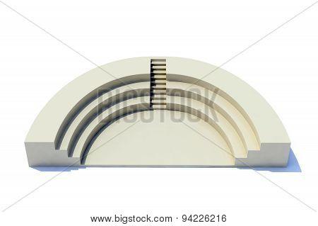 3D Amphitheater
