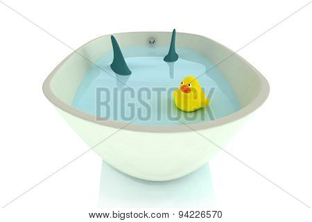 Endangered Rubber Duck