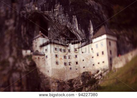 Castle near Bled Lake, Slovenia