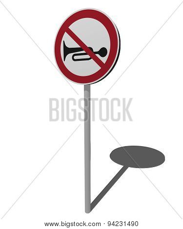 Traffic Sign Horn