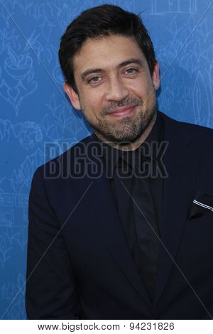 LOS ANGELES - JUN 3:  Alfonso Gomez-Rejon at the