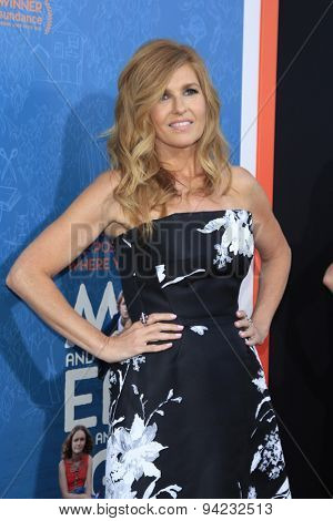 LOS ANGELES - JUN 3:  Connie Britton at the
